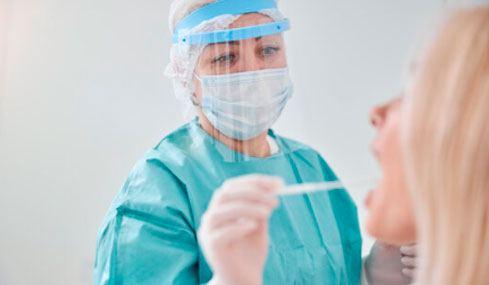 Сдать ПЦР-тест на COVID-19 в клинике